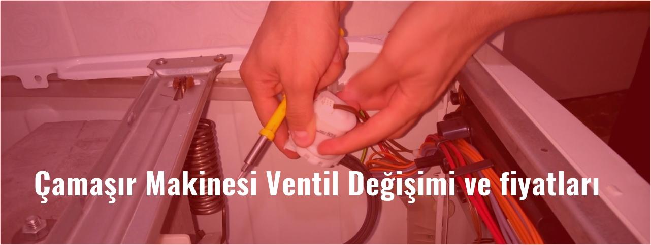 Çamaşır Makinesi Ventil