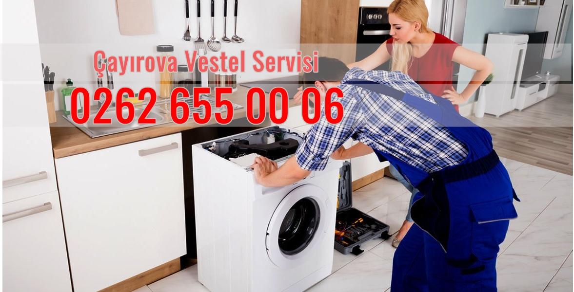 Çayırova Vestel Servisi