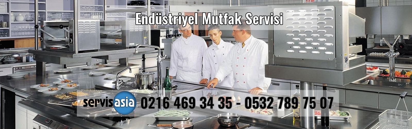Üsküdar Endüstriyel Servisi