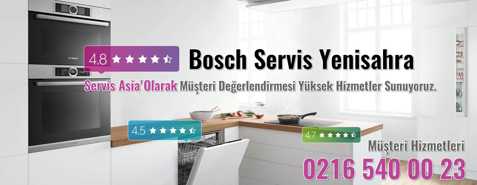 Bosch Servis Yenisahra