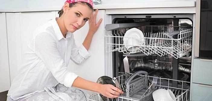 Bulaşık makinesi neden su almıyor