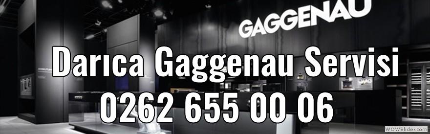 Darıca Gaggenau Servisi