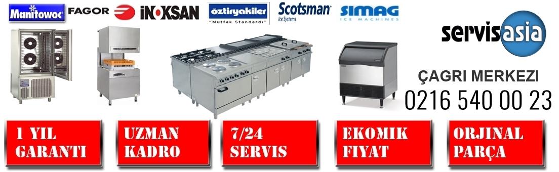 Endüstriyel Mutfak Servisi