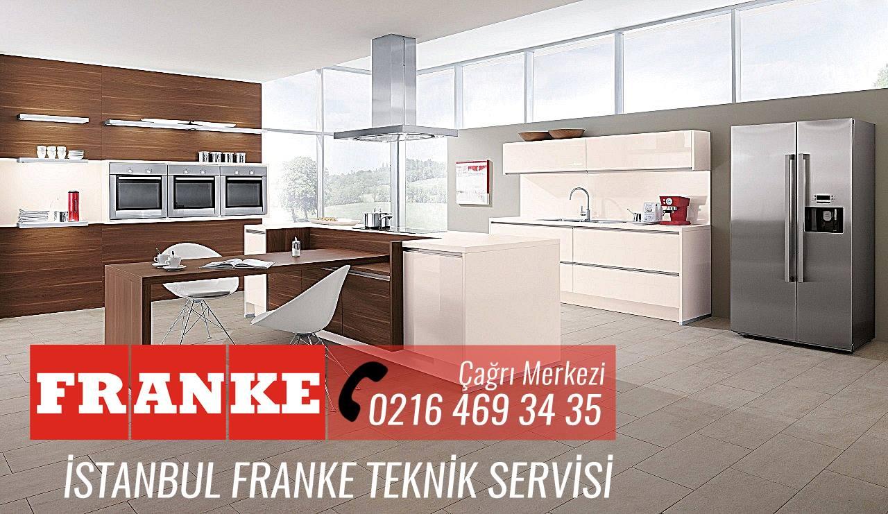 Ataşehir Franke Servisi