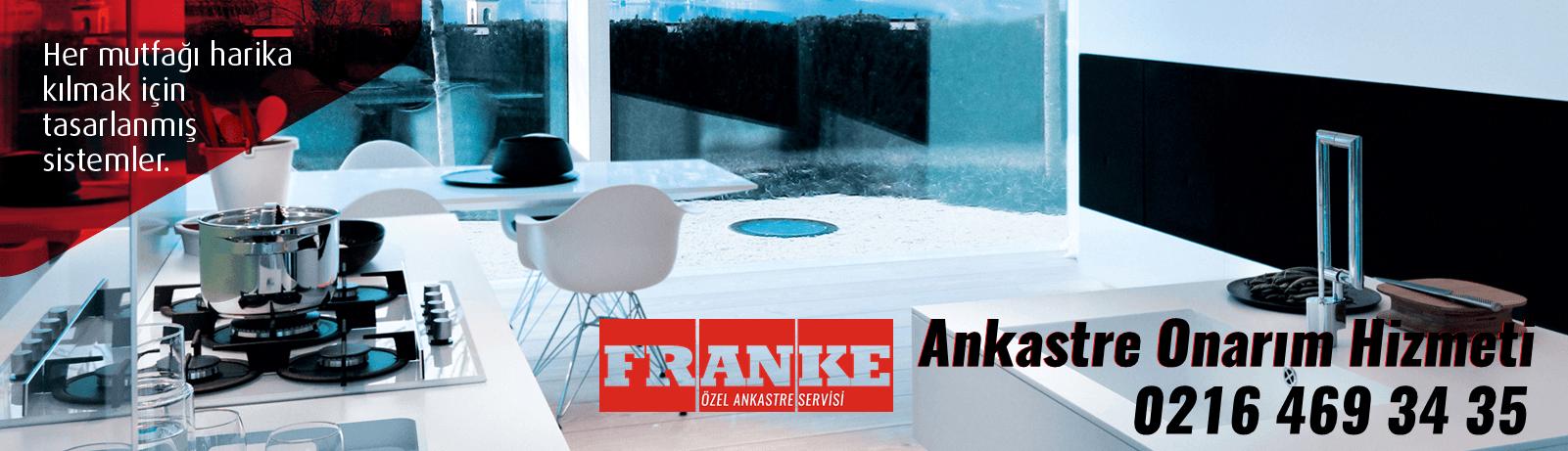 Erenköy Franke Servisi