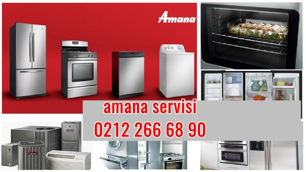 Amana Servis Etiler