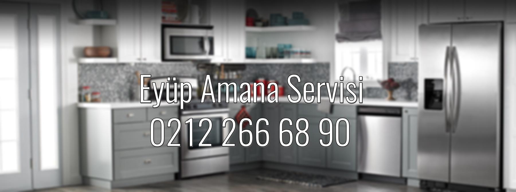 Eyüp Amana Servisi