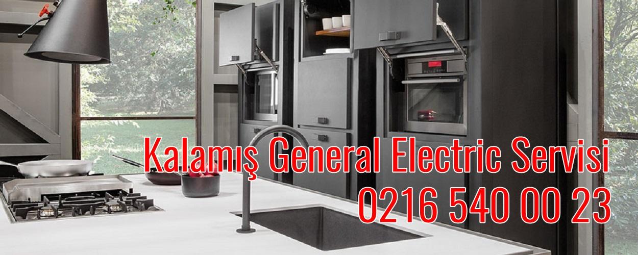 Kalamış General Electric Servisi