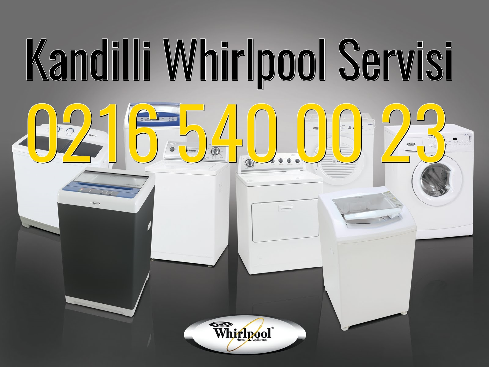 Kandilli Whirlpool Servisi