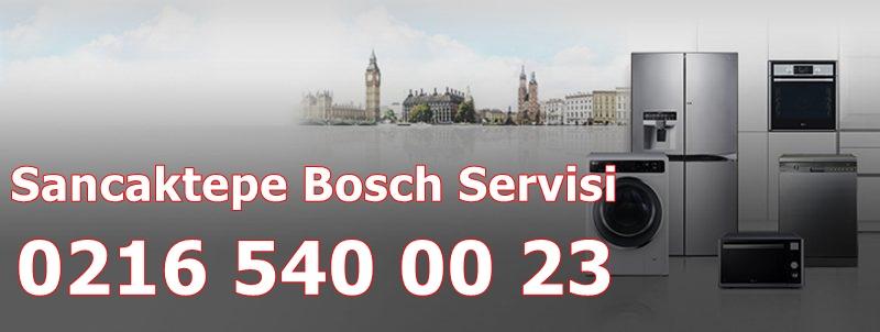 Sancaktepe Bosch Servisi