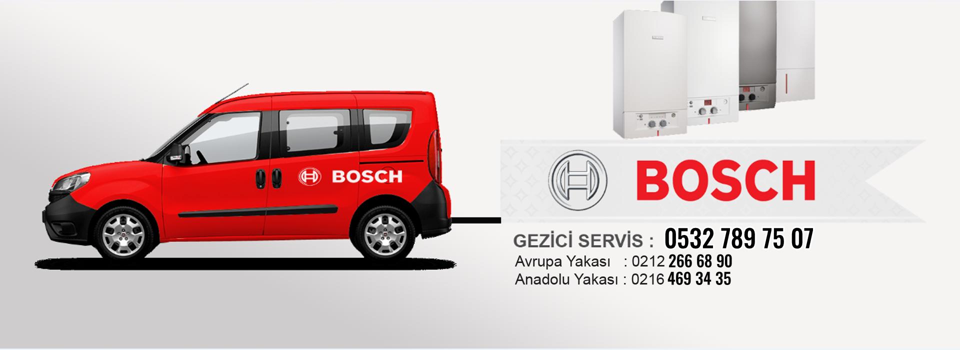 Sarıyer Bosch Servisi