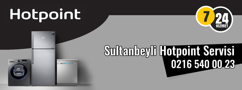 Sultanbeyli Hotpoint Servisi